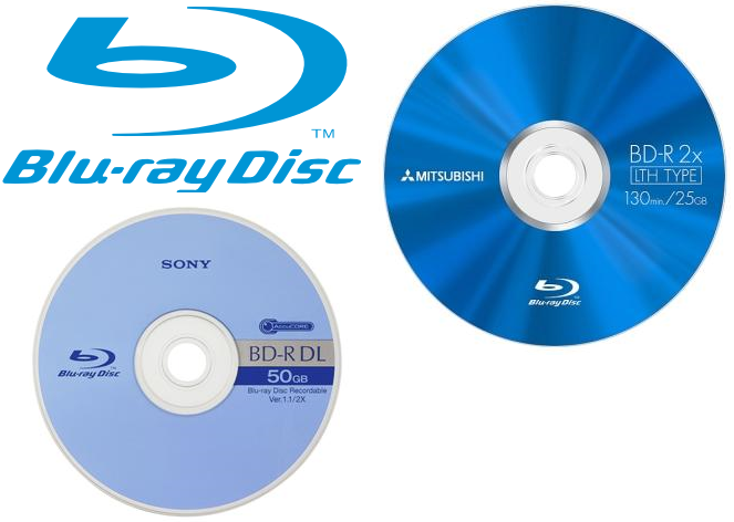 Blu Ray Disks Brands