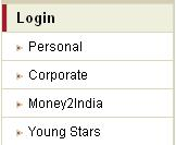 ICICI Account Login