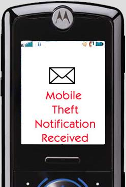 Lost Mobile Anti-Theft Software