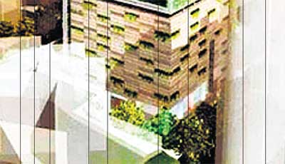 Mukesh Ambani Antilia Home Plan