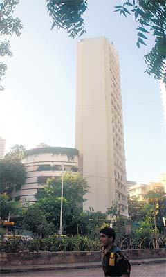 Mukesh Ambani Current Home