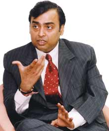 Mukesh Ambani Photo
