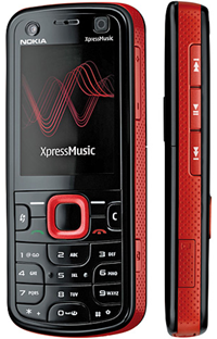 Nokia 5320 XPress Music Phone