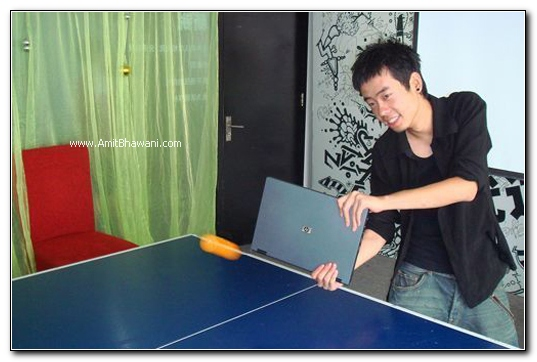 Laptops Table Tennis Racket