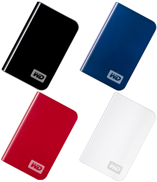Currently Western Digital offers these compact 2.5″ hard disk's in total of