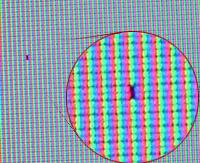 Dead Pixels Finder