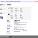 Boonex Admin Panel