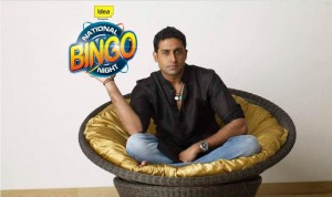 Abhishek Bachchan National Bingo Night