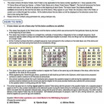 how to play bingo nights