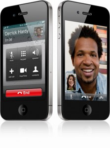 Apple FaceTime Video Calling Feature