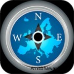 Find Current Location & Access Digital Compass in Apple iPad