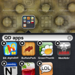How to Create Folders & Organize Apps in iPhone iOS4