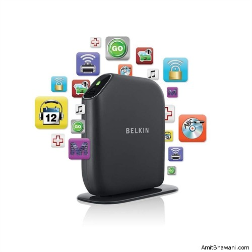 How to Install Belkin Play Max Wireless Router