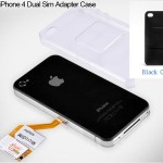 Buy Dual SIM Card Adapter for Apple iPhone 5 at $9.90
