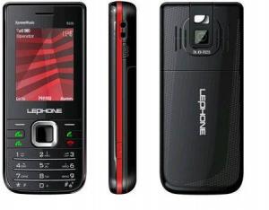 LePhone Triple SIM Mobile Phone
