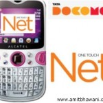 TATA DOCOMO launches Qwerty One Touch net phone for Rs.5500