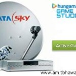 TATA Sky DTH launches Active Games