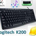 Logitech Media Keyboard K200 Review