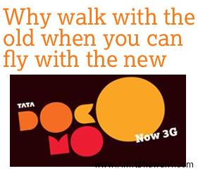 TATA DOCOMO 3G