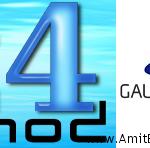 Z4Mod Galaxy Tab logo