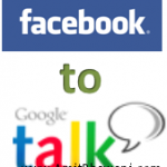 How to add Facebook friends to Google Talk in Bulk
