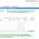 Creating Fake Google Adsense Income Report Screenshots