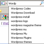 How to Remove Recent Google Searches from your Browser Toolbar