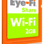 Wireless Transfer JPEG photo & Video to PC with Eye-Fi Share Video