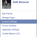 Download Personal Information from Facebook