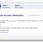 Increase Facebook Account Security