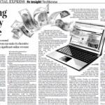 Interview by Financial Express – Make Money Online Blogging