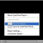 How to Save QuickTime Pro Mp3 Mpg Files