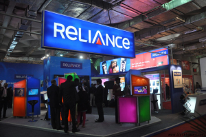 Reliance 3G Launch Event Image