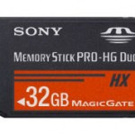 Sony 32Gb Memory Stick Review & Photos