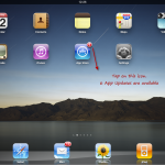 How to Update Apple iPad Apps via App Store