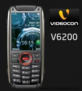 Videocon V6200 Mobile Phone Features, Review & Price