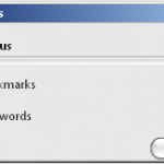 Backup Firefox Bookmarks Online & Encrypt Passwords