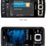 Nokia N81 8GB and N95 8Gb Launched in India