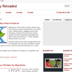 Best of the Best BlogSpot Themes / Templates