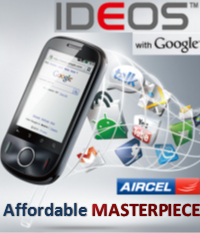 Huawei Ideos – Android 2.1 Mobile Features & Cost