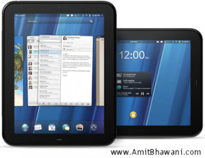 HP Touchtablet WebOS