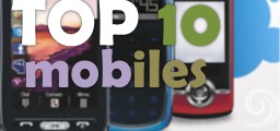 Top 10 Mobile Phones Logo