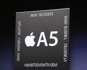 Apple iPad A5 Processor Chip
