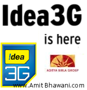 Idea 3G Tariff Plans – Prepaid & Postpaid Offerings