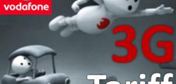 Vodafone 3G Tariff Logo