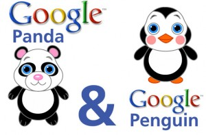 Google Panda Penguin Update